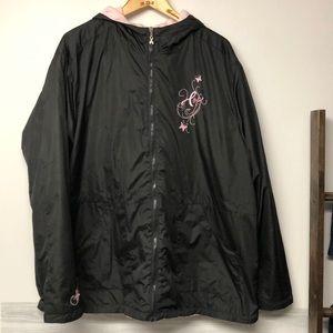 The Bradford Exchange Hope Hooded Fleece Jacket